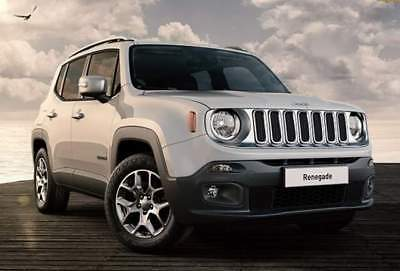 JEEP Renegade 1.6 Mjt 120 CV Limited DDCT con function pack