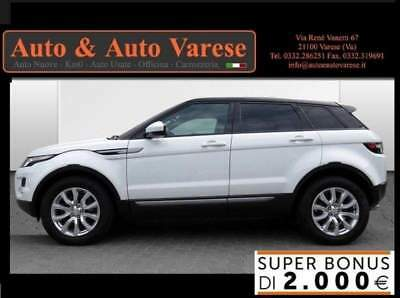 Land Rover Range Rover Evoque 2.2 SD4 PURE Automatic