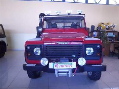 Land Rover Defender 90 2.5 Td5 Pik-Up- Soft-Top/Accessori
