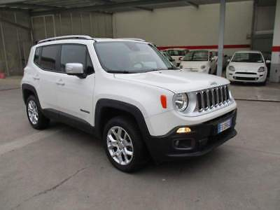 Jeep Renegade Renegade 2.0 Mjt 140CV 4WD Active Drive Limited