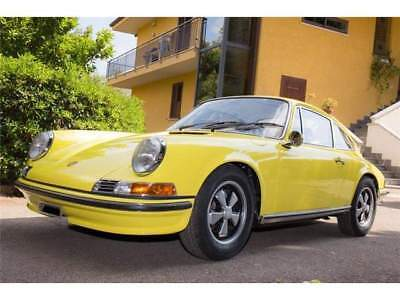 Porsche 2.4 t coupe' matching numbers