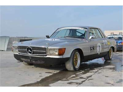 MERCEDES 350 SLC Coupe for race