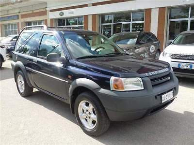 Land Rover Freelander 2.0 TD cat 3p. Hardback