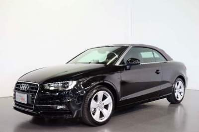 AUDI A3 Cabrio 2.0 TDI clean diesel S tronic Ambition