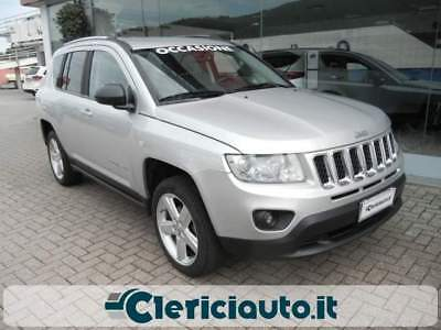 JEEP Compass 2.2 CRD Limited (PELLE, NAVI)