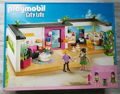Playmobil Bungalow 5586 O EUR 2500