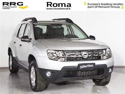 DACIA Duster 1.6 Ambiance Family 4x4 s s 115cv