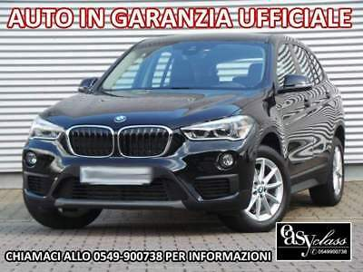BMW X1 sDrive18d Aut. Advantage LED NAVI