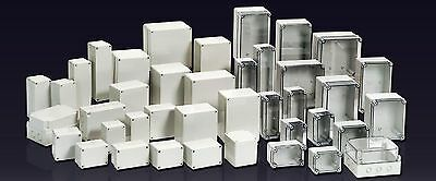 JSL IP54 Grey PVC ENCLOSURES