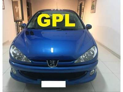 PEUGEOT 206 5 porte GPL Enfant Terrible