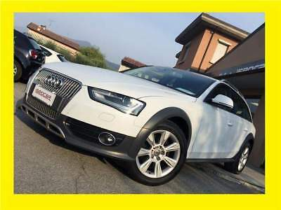 AUDI A4 allroad 2.0 TDI 177CV S tr. advanced