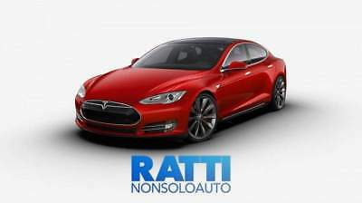 Tesla Model S Tesla P90D 90kWh Rosso Micalizzato Aziendale