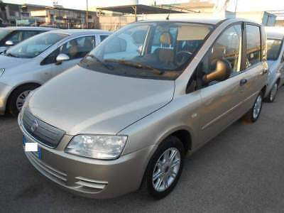 FIAT Multipla 1.6 16V Natural Power Dyn