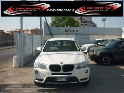 Bmw x3 xdrive20d unico proprietario