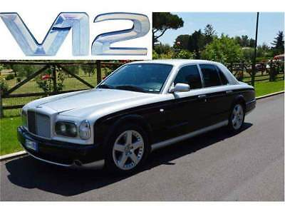 Bentley arnage t mulliner - complete service book