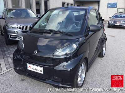 SMART fortwo 2ª serie fortwo 1000 72 kW cabrio BRABUS Xclusive