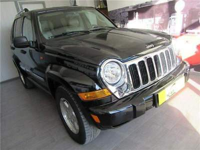 Jeep Cherokee 2.8 CRD Limited BOOK SERVICE