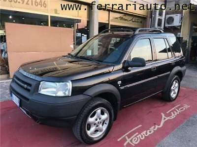 LAND ROVER Freelander 2.0 Td4 16V cat S.W. S