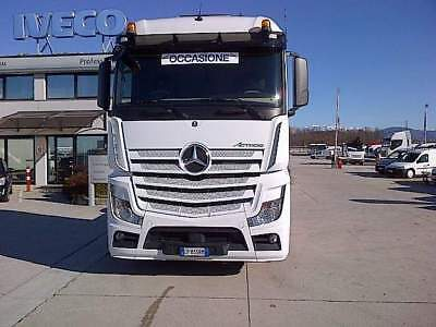 Mercedes-benz actros 1845 streamspace - trattore + imp.