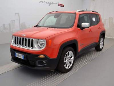Jeep Renegade my17 1.6 multijet 120cv limited