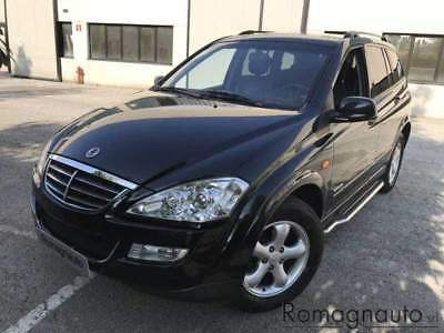 SSANGYONG Kyron New Kyron 2.0 XVT 4WD Luxury
