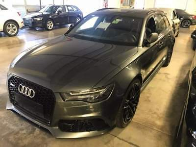 AUDI RS6 Avant 4.0 TFSI quattro tiptronic performance