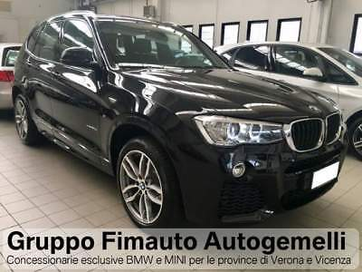 BMW X3 xDrive20d Msport Aut.