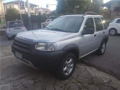 Land Rover Freelander 2.0 Td4 16V cat S.W. SE