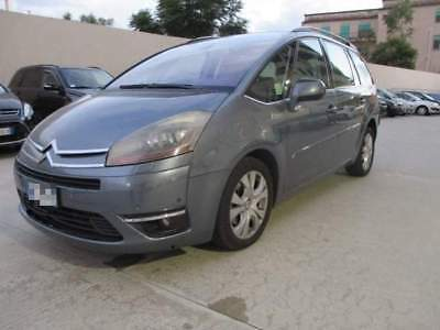 CITROEN C4 Grand Picasso 2.0 HDi 138 FAP aut. Exclusive