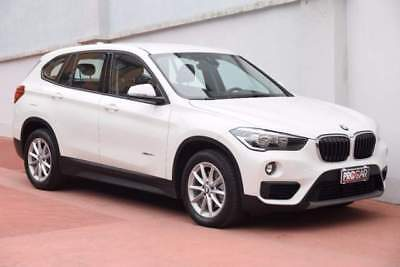 Bmw x1 x drive 18 d advantage 14000 km come nuova