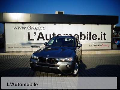 BMW X3 xdrive20d Business auto F25 LCI 2014