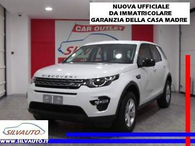 LAND ROVER Discovery Sport NUOVA 2.0 TD4 C. AUTOMATICO PURE 150C