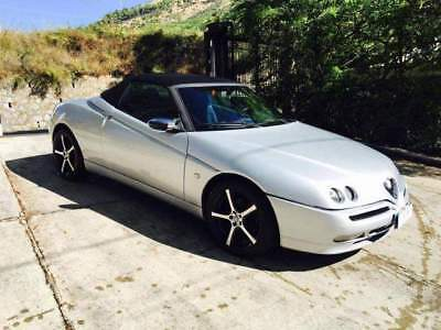 ALFA ROMEO Spider 1.8i 16V Twin Spark cat