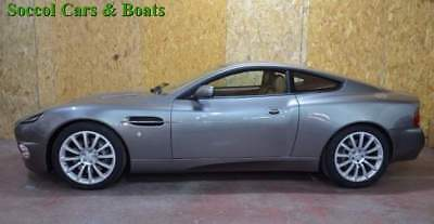 Aston martin v12 vanquish one in the world! one owner!