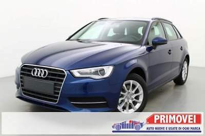 AUDI A3 SPB 1.4 TFSI 125 CV Attraction St/St,navi,xeno,leg