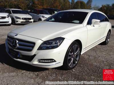 Mercedes-Benz CLS CLS 350 CDI SW BlueEFFICIENCY 4Matic