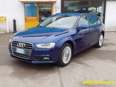 AUDI A4 Avant 2.0 TDI 177CV Business Plus
