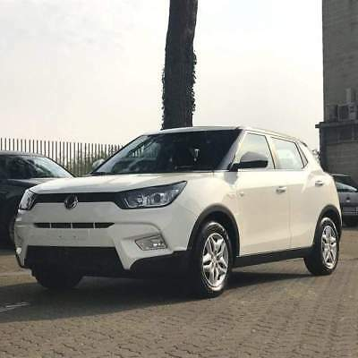 Ssangyong tivoli 2wd diesel easy manuale - demo
