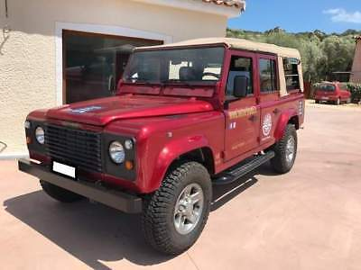 LAND ROVER Defender 110 2.5 Tdi cat S.W. County Soft top