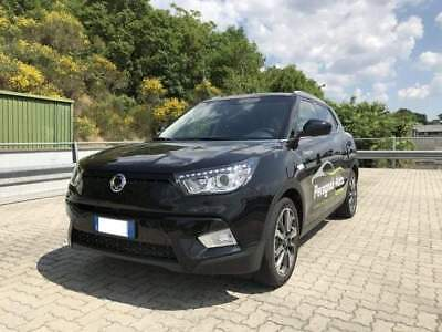 Ssangyong tivoli 2wd diesel be manuale - demo