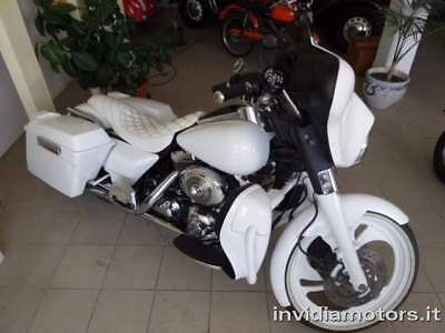 HARLEY-DAVIDSON 1450 Electra Glide Ultra Classic White Bagger