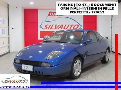 FIAT Coupe 2.0 i.e. TURBO 16 V PLUS 190CV