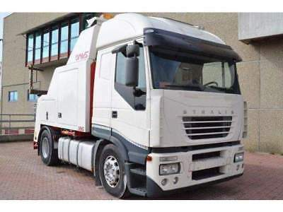 Forca omars 80t pick-up su iveco stralis