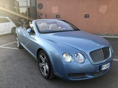 Bentley Continental Gtc Perfetta 59000 Km