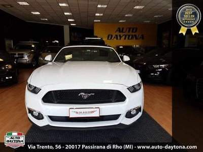 FORD Mustang Convertible 2.3 EcoBoost aut. Navi Telec