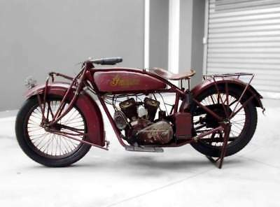 Indian SCOUT 37in³
