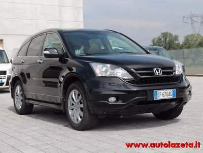 HONDA CR-V 2.2 i-DTEC Exclusive Gancio