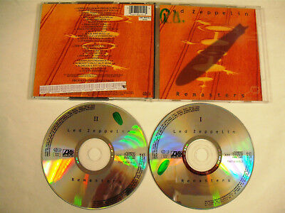 LED ZEPPELIN  Remasters  2 CD