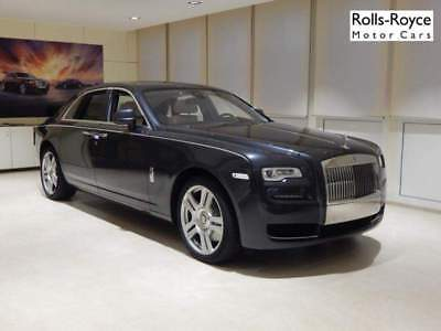 Rolls royce ghost 6.6