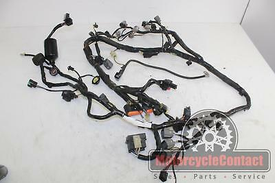 07 08 Kawasaki Zx6R Zx6 6R Zx 07 08 kawasaki ninja zx6r main engine wiring harness loom $35 94 2016 Yamaha R6 at edmiracle.co